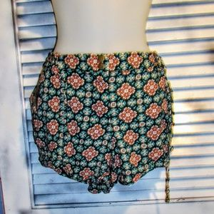American Rag large floral shorts